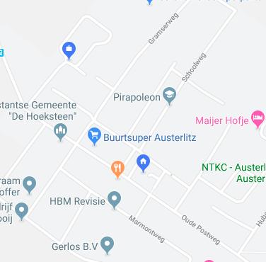 Buurtsuper Austerlitz Adres